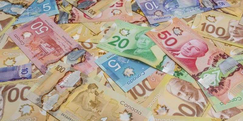 Buy Canadian Dollars