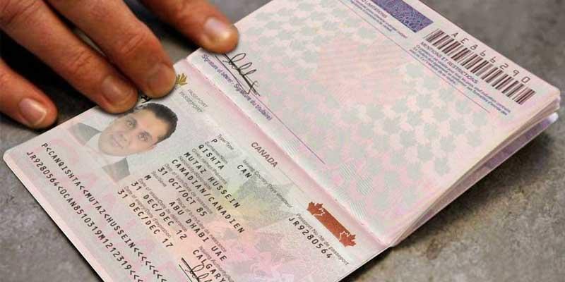 Fake Passport Canada