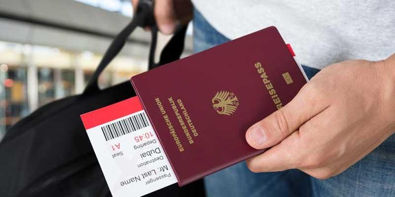 Fake Passport in Germany