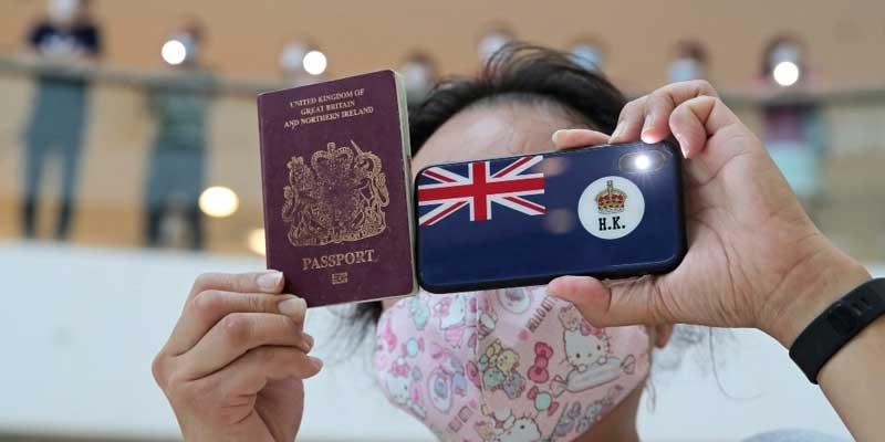 Fake Passport in UK