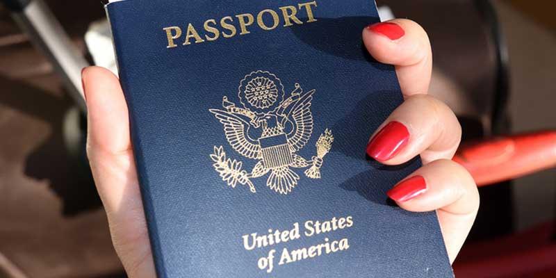 Fake Passport in USA
